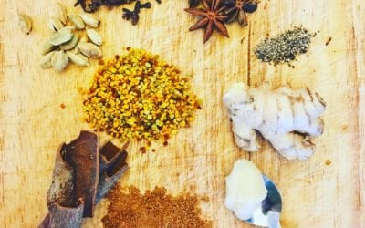 'The Chai' ~ Stories From a Wild Kitchen with Jess & Kitty