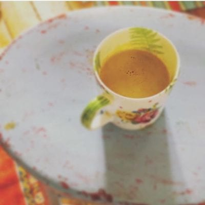 THE TURMERIC LATTE ~ Stories From A Wild Kitchen with Jess & Kitty