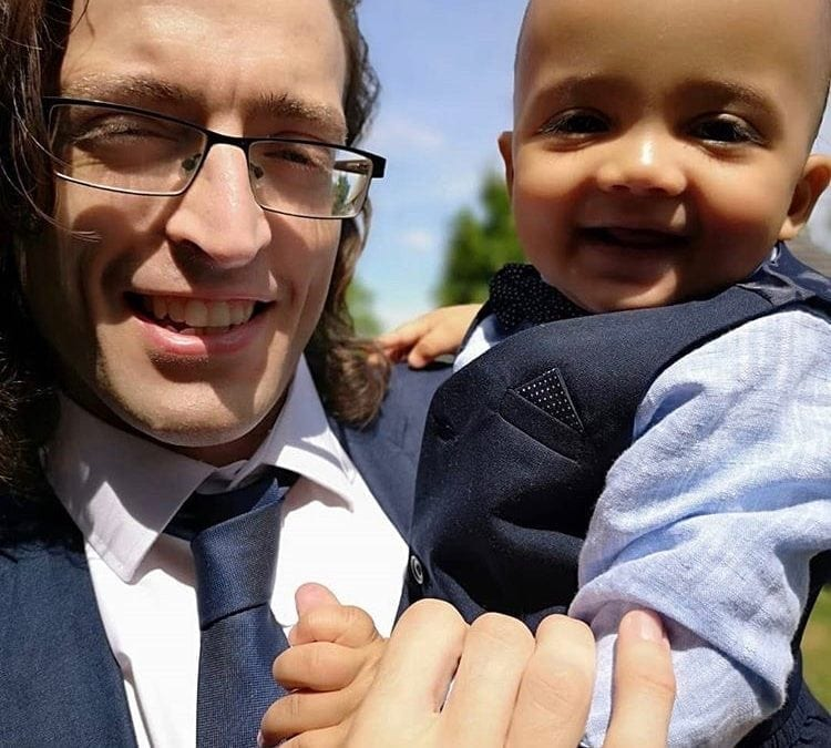 This Is A (Wo)Man's World: Shared Parental Leave ~ An Interview with Peter Rafferty