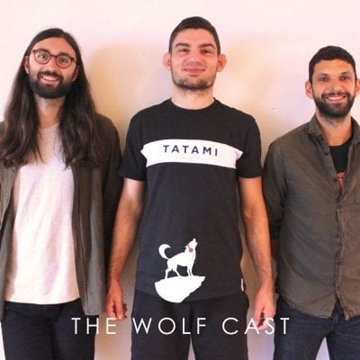 The Wolf Cast Episode 2: Men In Yoga