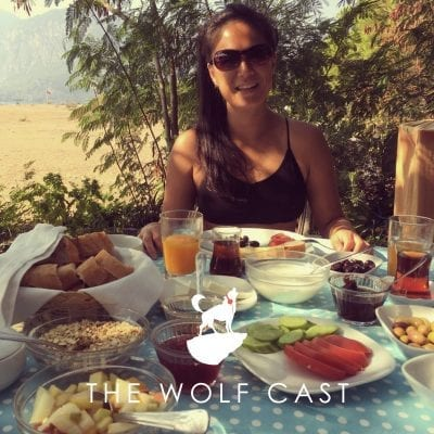 The Wolf Cast Episode 5: Gut Health with Angela from Higher Health