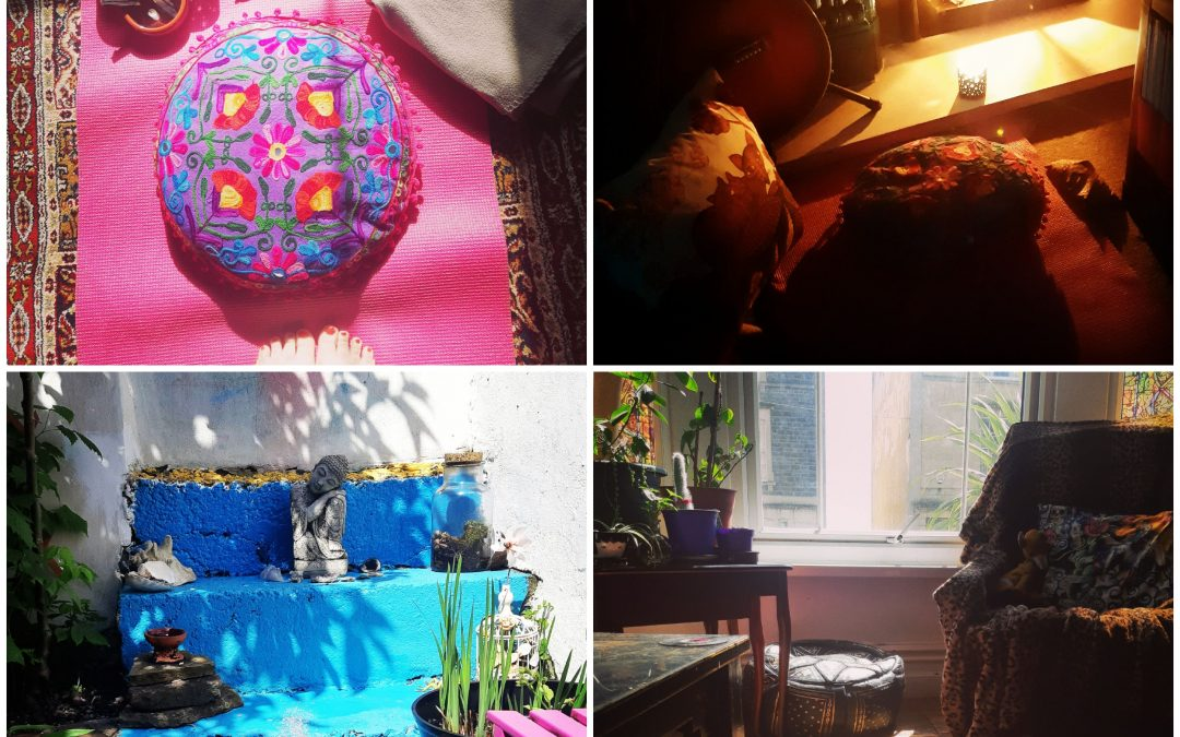 The Home Yoga Stories: Tales from our students