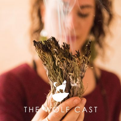 THE WOLF CAST EPISODE 9: DELVING INTO THE CHAKRA SYSTEM WITH ELENA